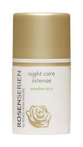 Rosenserien Night Care Intense - weloorganic