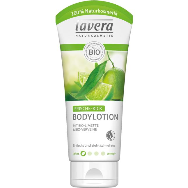 Bodylotion Frische-Kick Limette