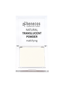 benecos NATURAL TRANSLUCENT POWDER mission invisible - weloorganic