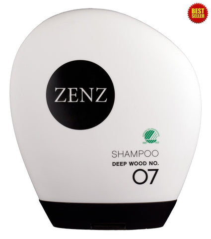 Zenz Organic Deep Wood Shampoo no. 07