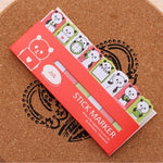 Mini Cute Animals Sticky Notes