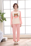 Cartoon Bear Pijama Set