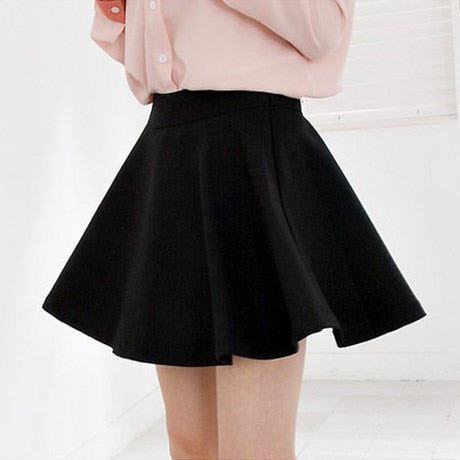 Japanese Mini Swing Skirt