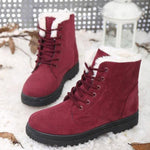Warm Snow Boots