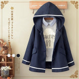 Kawaii College Coat