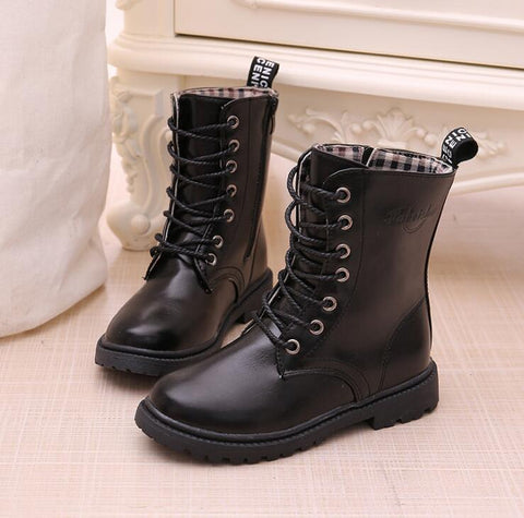 Autumn and Winter Waterproof Boots