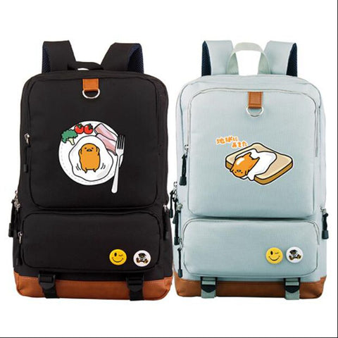 Gudetama Kawaii Backpack