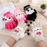 Warm Kawaii Gloves