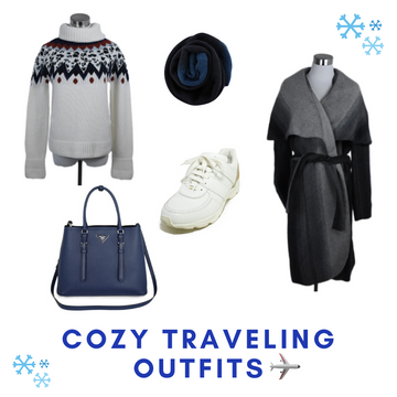Cozy Traveling Outfits