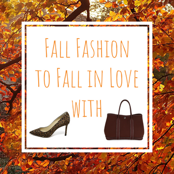 Fall Fashion to Fall in Love with