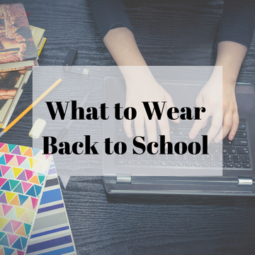 What to Wear Back to School