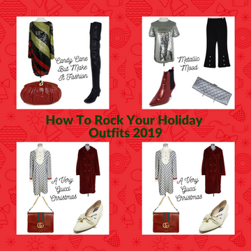 How to Rock Your Holiday Outfits 2019