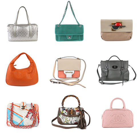 designer luxury consignment handbags