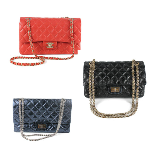 Chanel Handbags for Conignment
