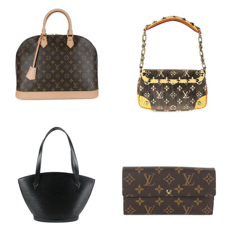 Consigning Louis Vuitton