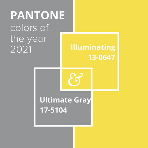 2021 Pantone Color(s) of the Year
