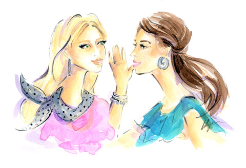 refer a friend to luxury consignment