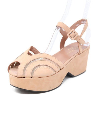 Michaels luxury consignment Robert clergerie sandals