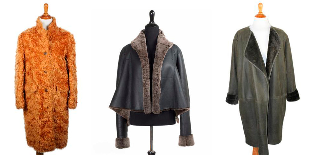 Shearling Winter Coat Style