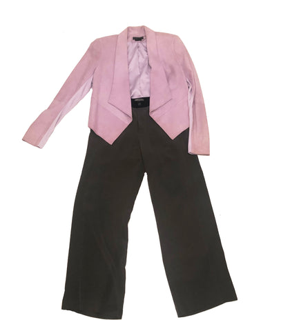 Velvet and Silk Look Consignment Styling