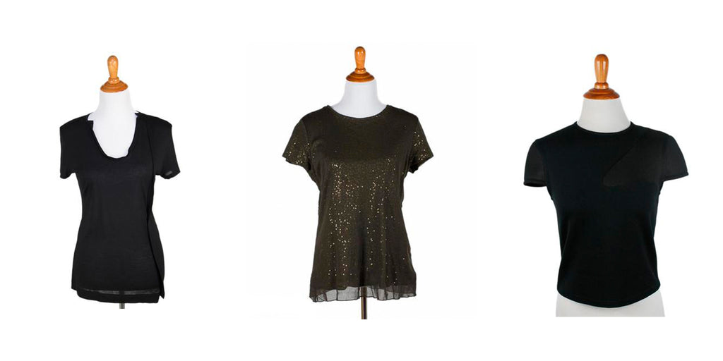 shop tops at michael's consignment shop for women