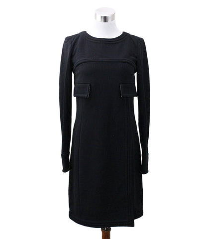 Michaels luxury consignment Chanel black dress