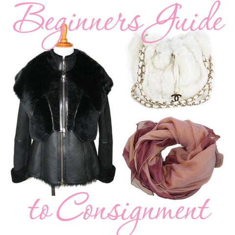 Beginners Guide to Consignment