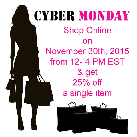 Cyber Monday at Michael's Consignment