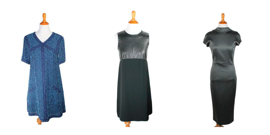 shop dresses at michael's consignment shop for women
