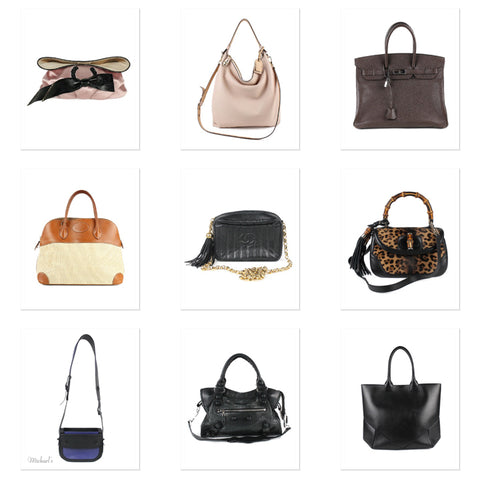 luxury handbags for less