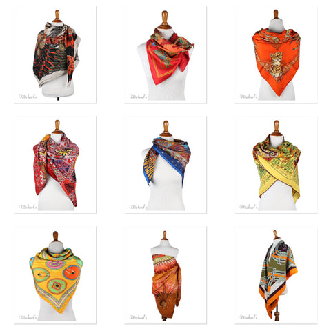 Hermes Scarves for Less