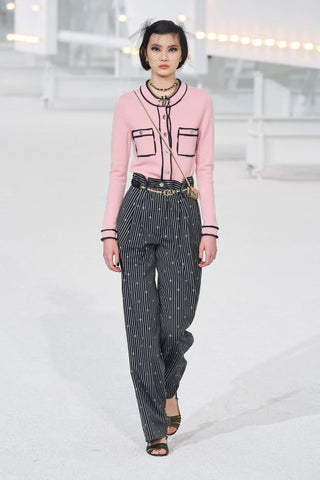 michaels luxury consignment Chanel runway