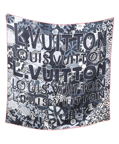 michaels luxury consignment Louis Vuitton scarf