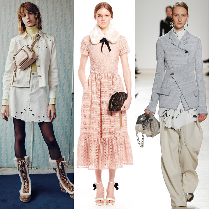 pastels trend for NYFW fall winter 2016