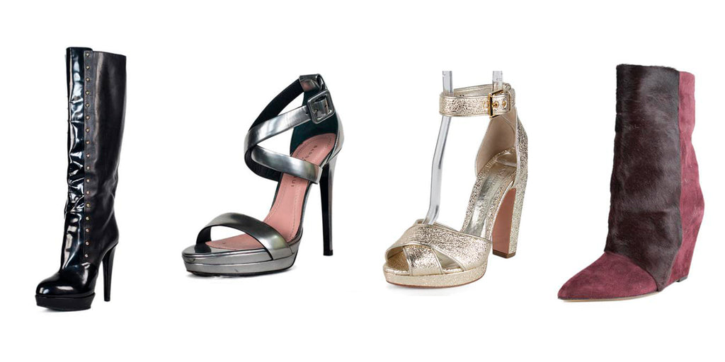 Shop holiday shoes at michael's consignment shop for women