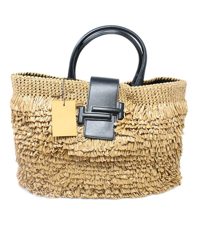 Michaels. luxury consignment Tod's bag