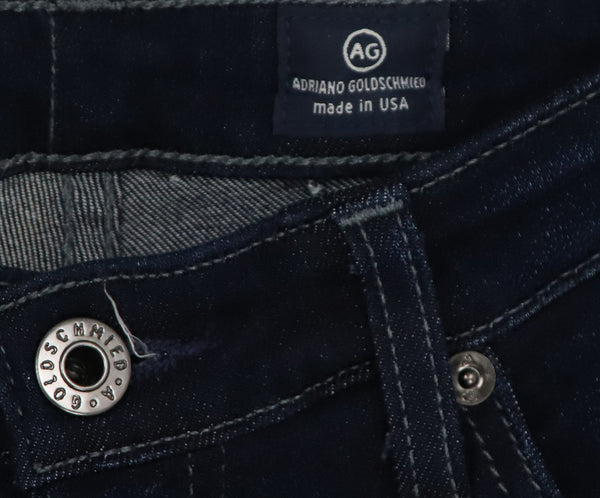 Ag Blue Denim Pants 3