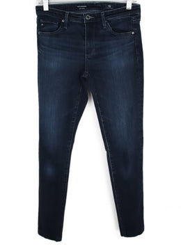 AG Adriano Goldschmied Dark Blue Denim Pants 1