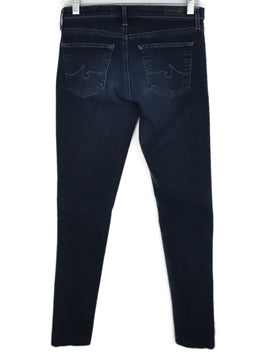 AG Adriano Goldschmied Dark Blue Denim Pants 2
