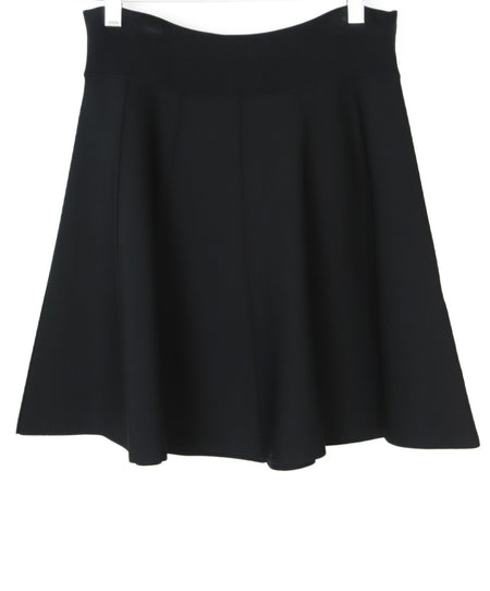 Prada Black Cotton Skirt Sz 6