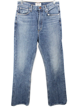 Agolde Blue Denim Pants 1