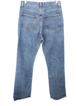 Agolde Blue Denim Pants 2