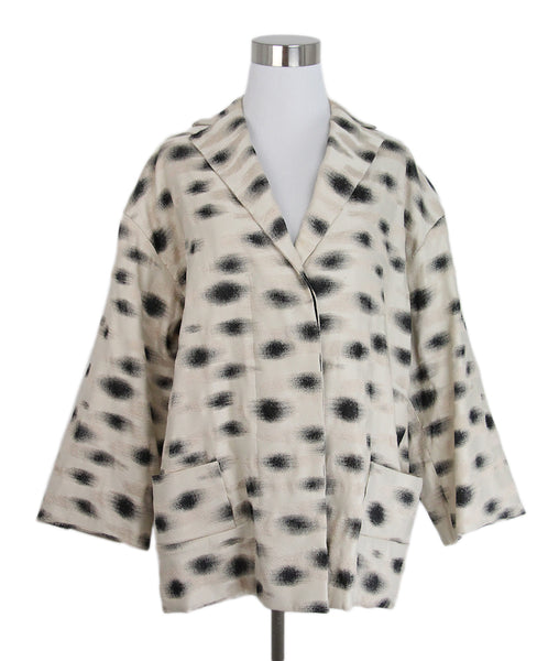 Akris Black Beige Jacket 1