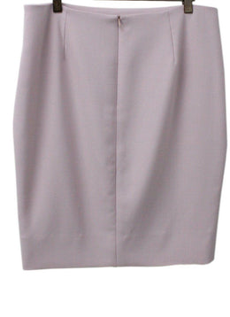 Akris Pink Skirt sz 8