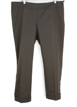 Akris Punto Brown Cotton Pants 2
