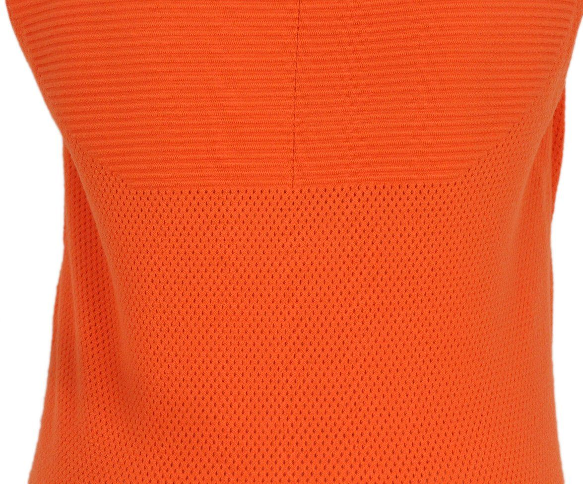 Akris Punto orange dress 5