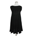 Alaia Black Viscose Polyester Dress 3