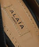 Alaia Black Suede Shoes 6