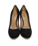 Alaia Black Suede Shoes 4