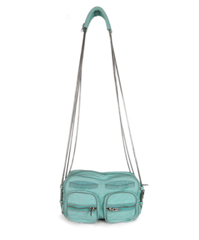 Alexander Wang Aqua Leather Crossbody 1